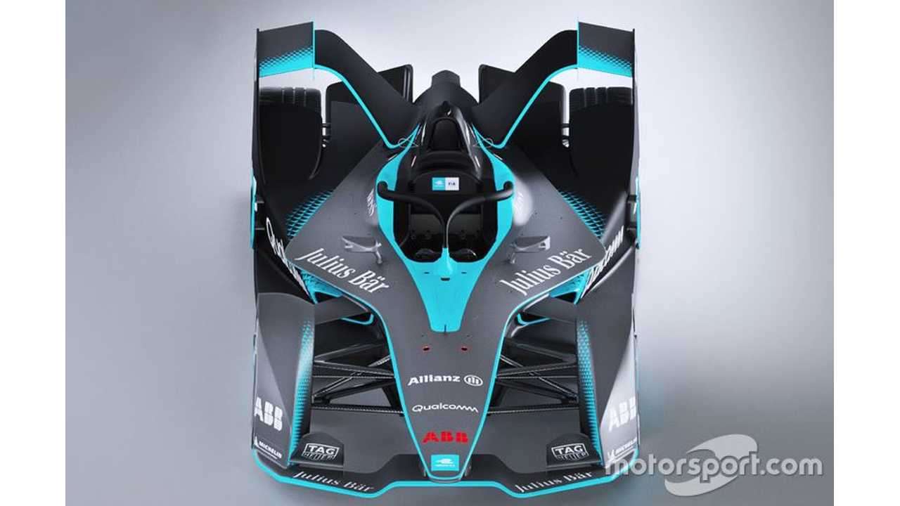 New Formula E Race Car Can Exceed186 MPH