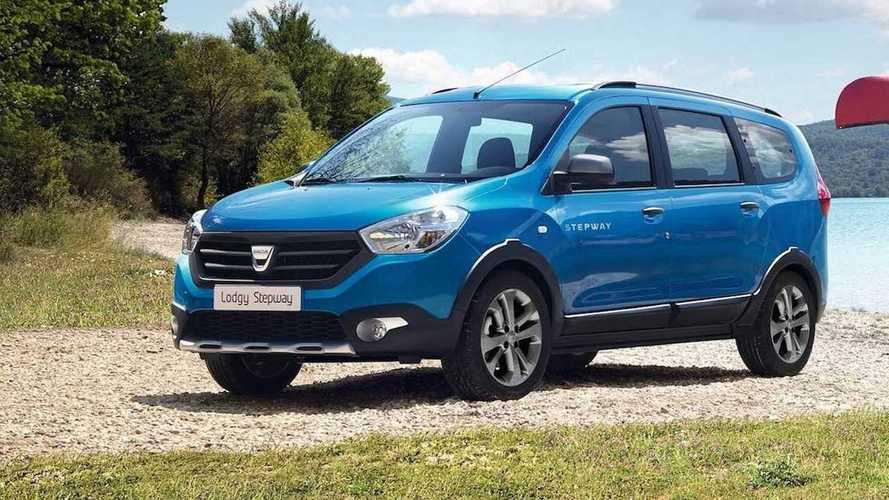 Dacia sustituirá el Lodgy con un SUV híbrido de siete plazas