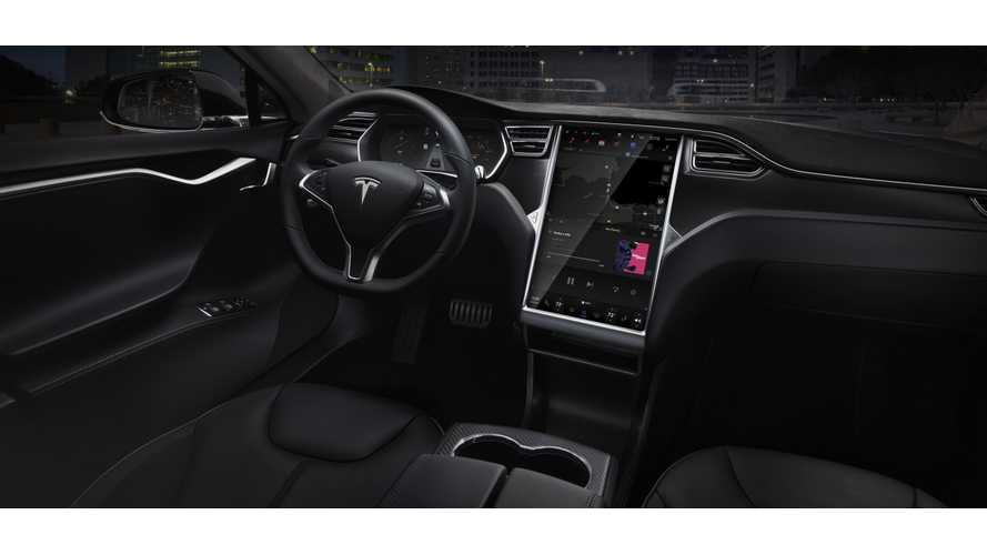 Tesla Patents New 4-Way Split Screen