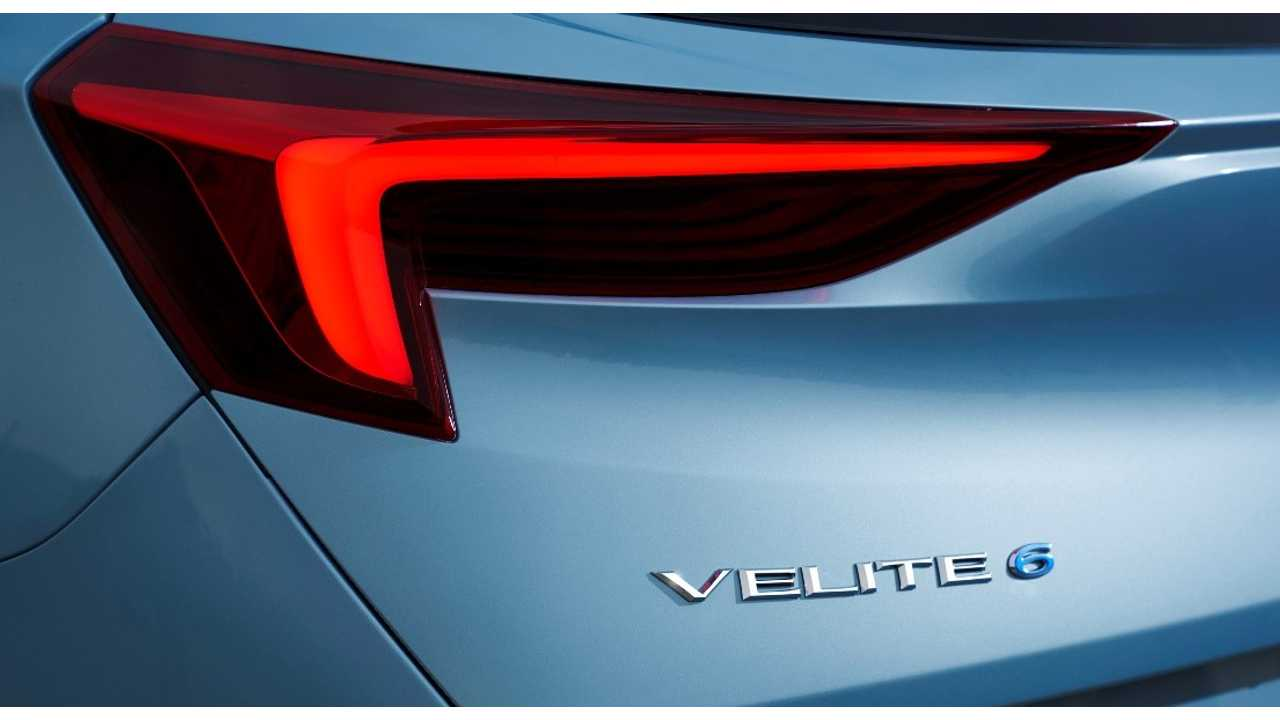 Buick's Velite 6 EV Will Have Under 300km Range in China