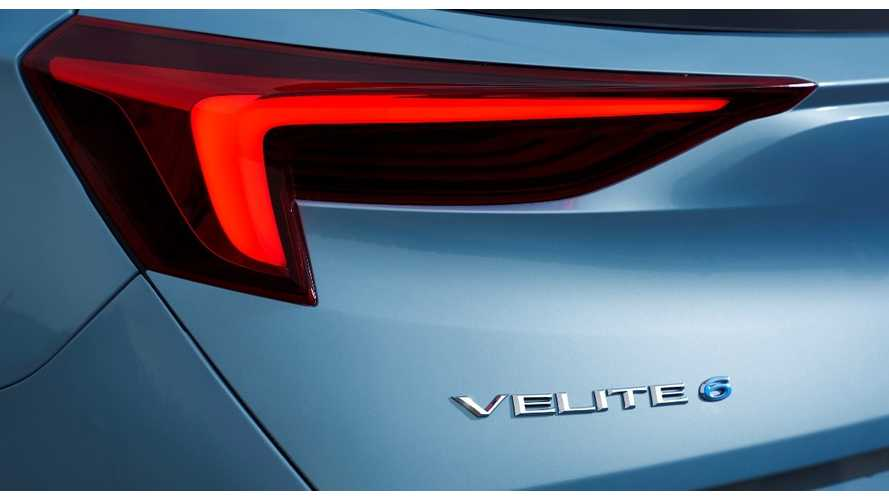 Buick's Velite 6 EV Will Have Under 300km Range in China