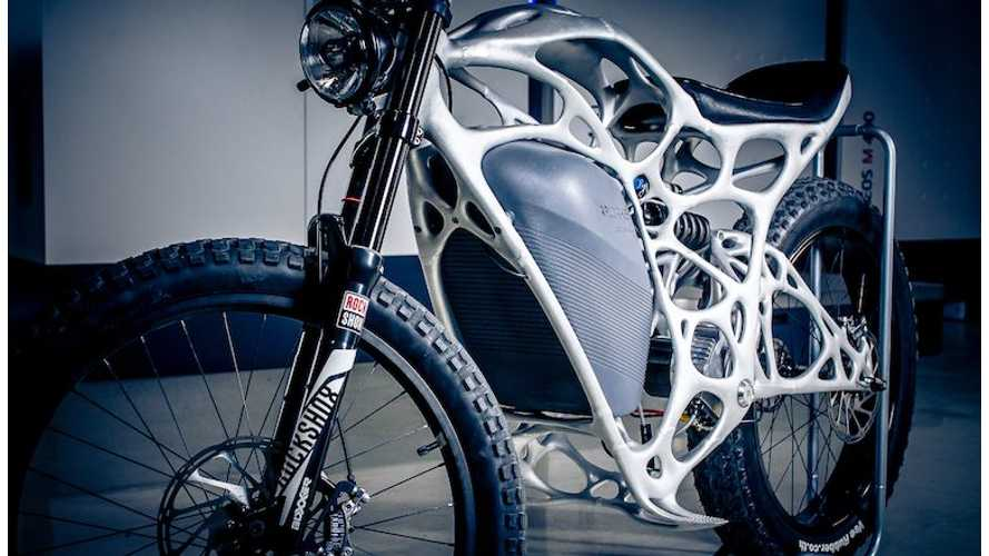 APWorks Claims It's Created First Electric, 3D-Printed Motorcycle