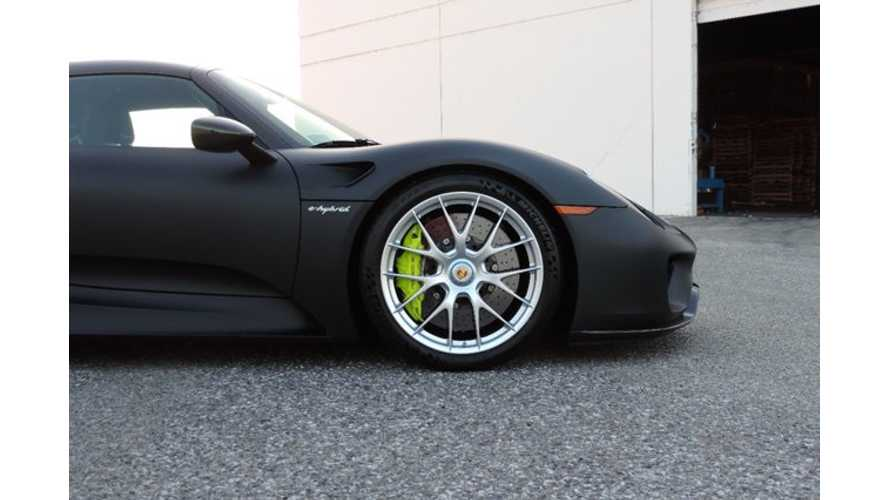 Porsche 918 Spyder Replacement Coming, Let's Hope New One Is Still A Plug In