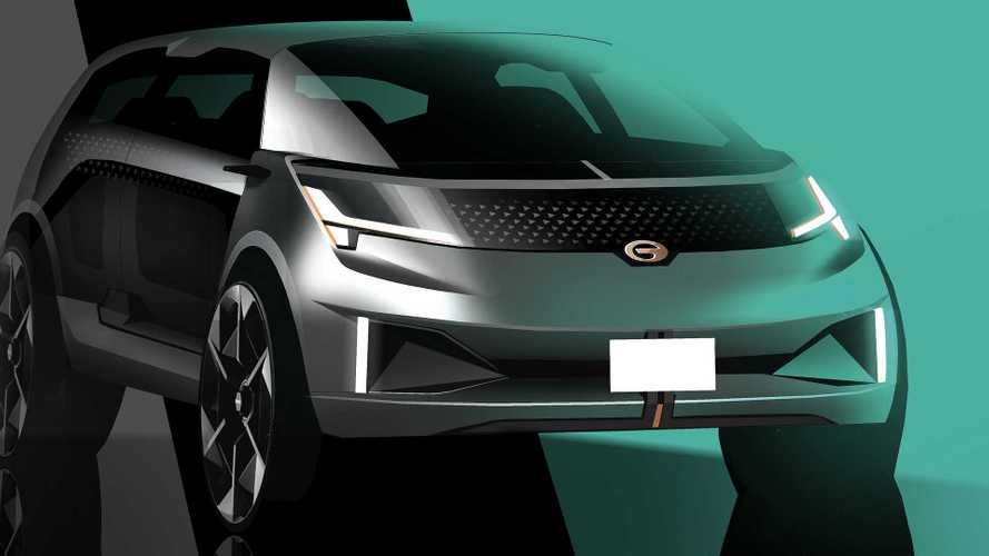 U.S. Designed GAC Entranze EV Concept Makes Detroit Debut