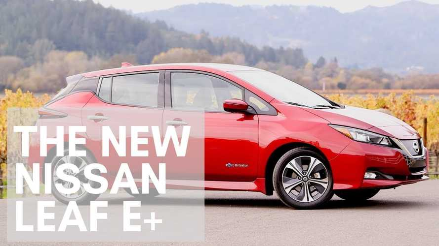 Video: Nissan LEAF e-Plus: Everything We Know