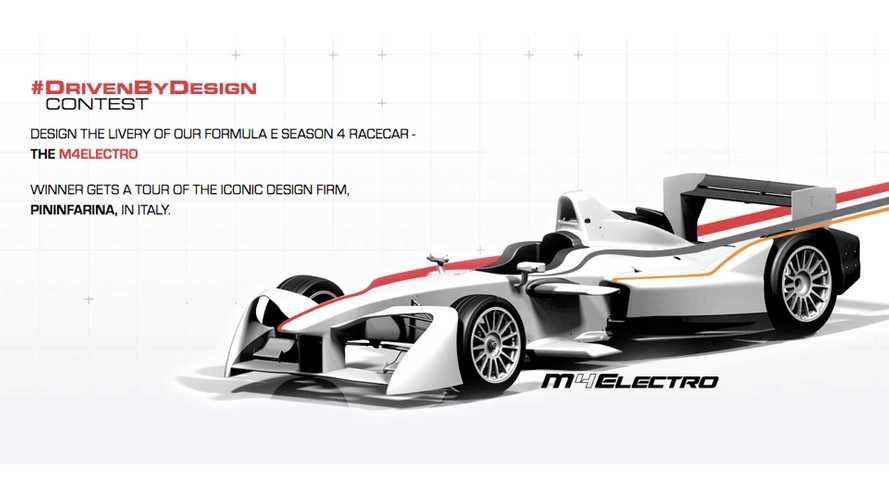 Mahindra M4Electro Formula E Racer Needs A New Look