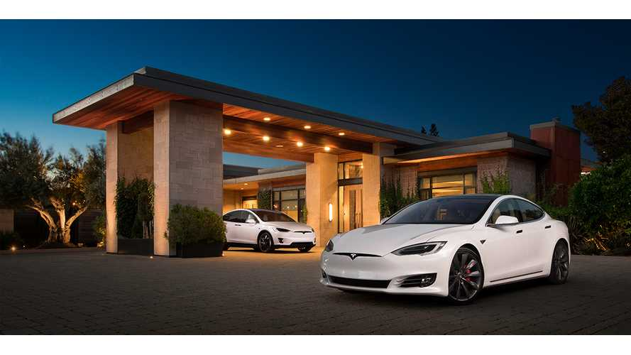 Tesla Leads EV Market, With The Model 3 Yet To Be Counted