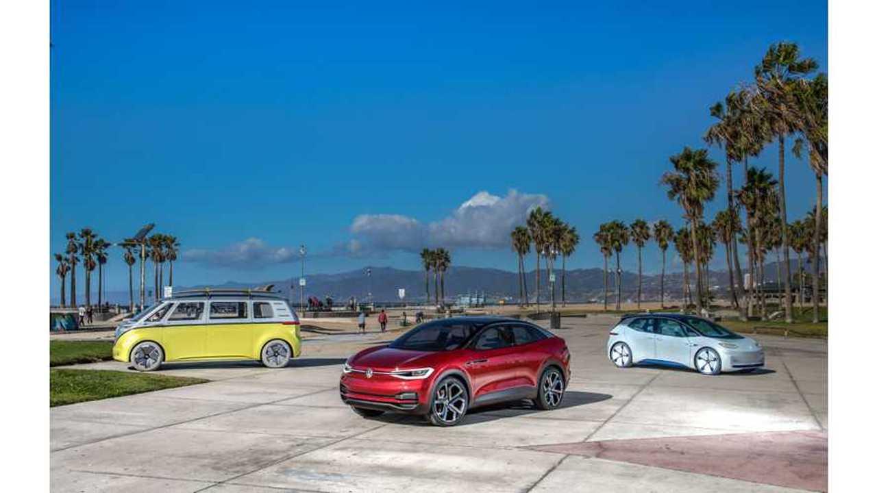 VW Prepping Dealers For Profitability In EV-Heavy Future