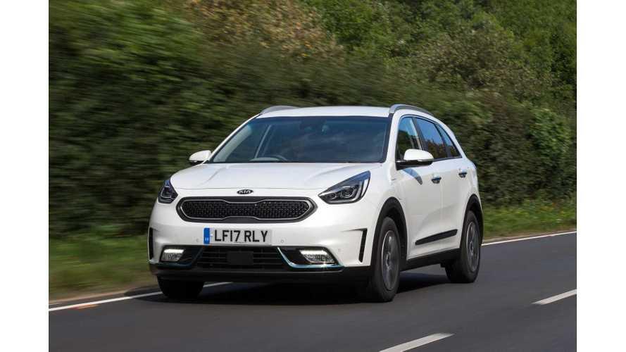 Kia Reveals Niro And Optima Sportwagen PHEVs, On Sale Now