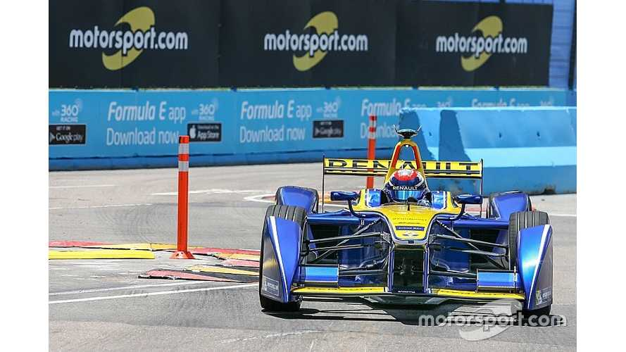Punta del Este Replaces Sao Paulo On Formula E Race Schedule