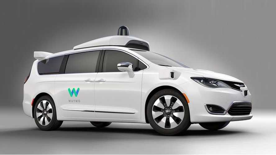 Chrysler Delivers 100 Uniquely Built Pacifica Hybrids to Waymo for Self-driving Test Fleet