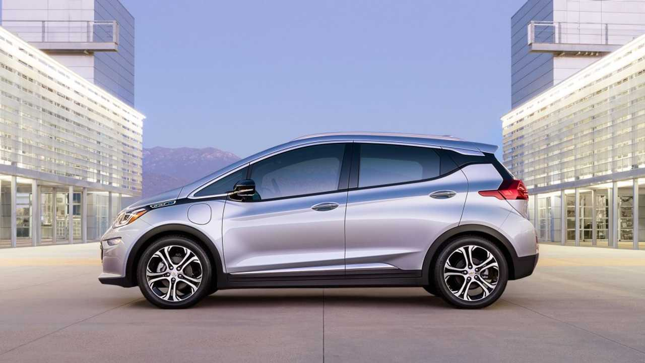 Self-Driving Chevrolet Bolt Fleet Spotted In San Francisco