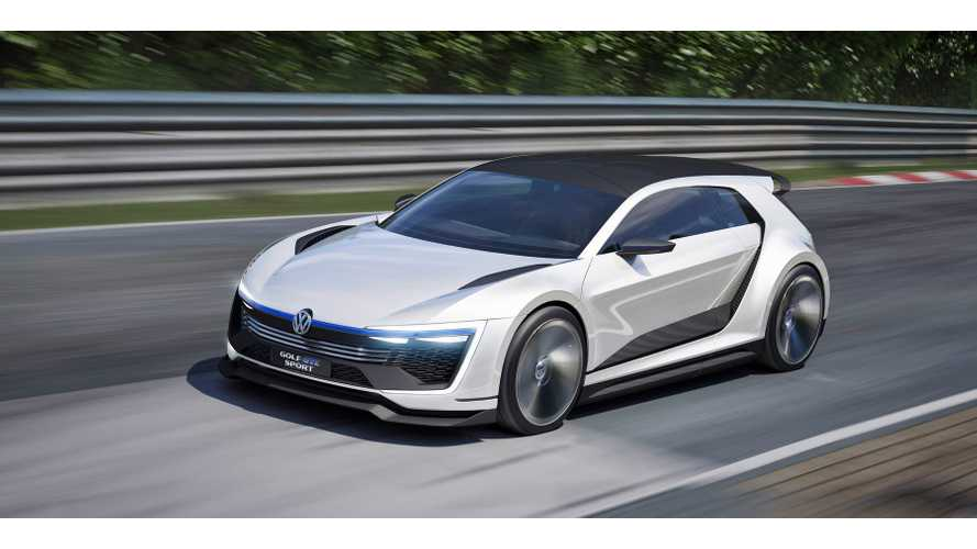 Volkswagen Boss: Long-Range (250 To 373-Mile) EV Will Hit Market By 2019