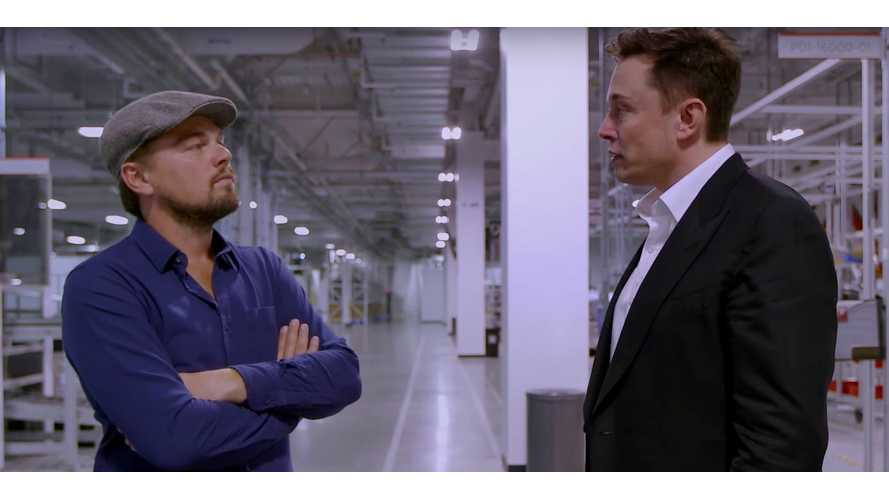 Leonardo DiCaprio Meets With President Elect Trump To Discuss Climate Change