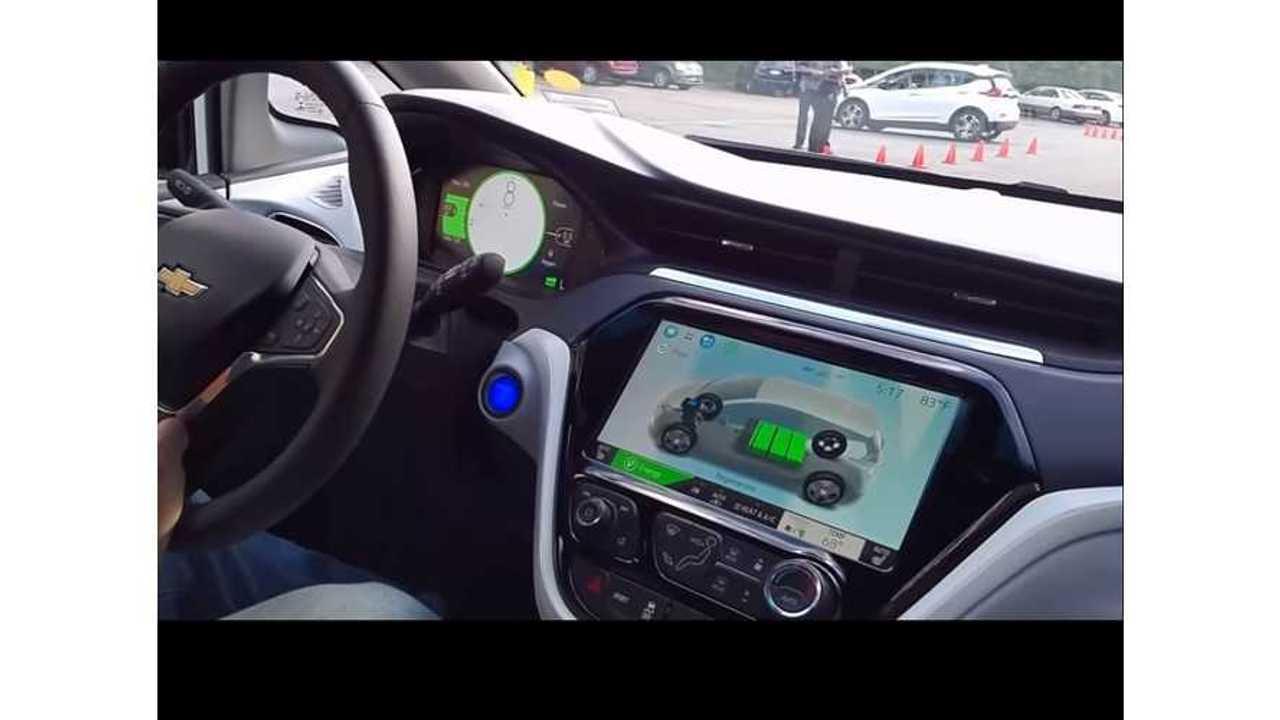 Chevrolet Bolt EV Ride Along In Michigan, New Details - Video