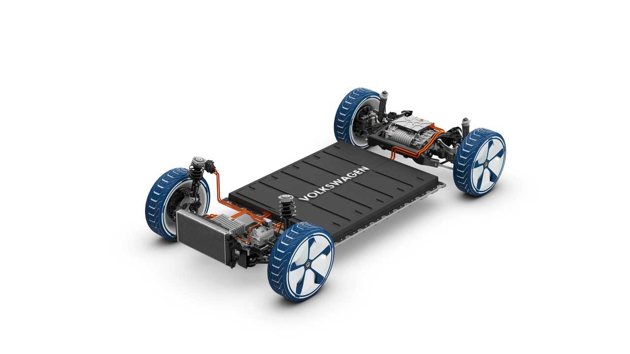 Volkswagen Forms Battery Task Force With LG Chem