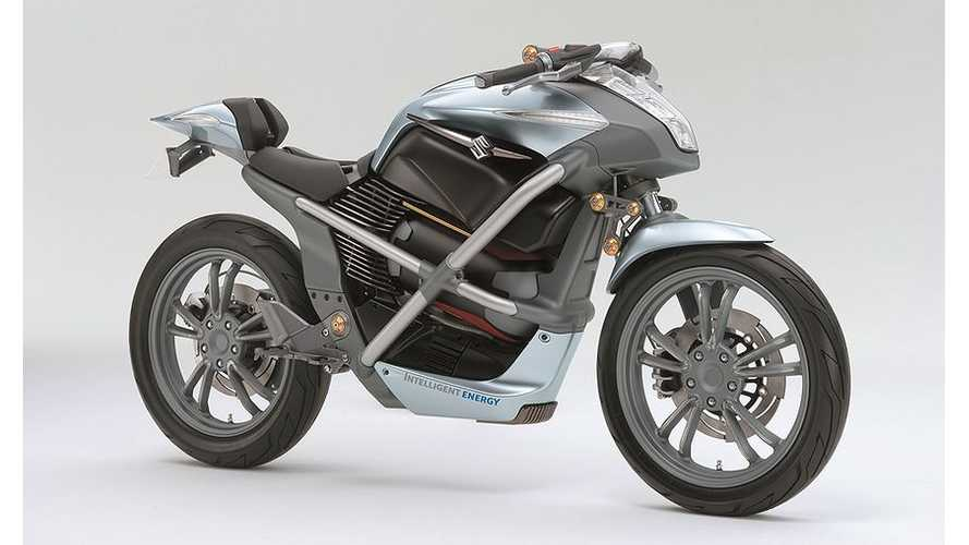 Suzuki Intends To Commercialize Hydrogen Fuel Cell Motorcycles