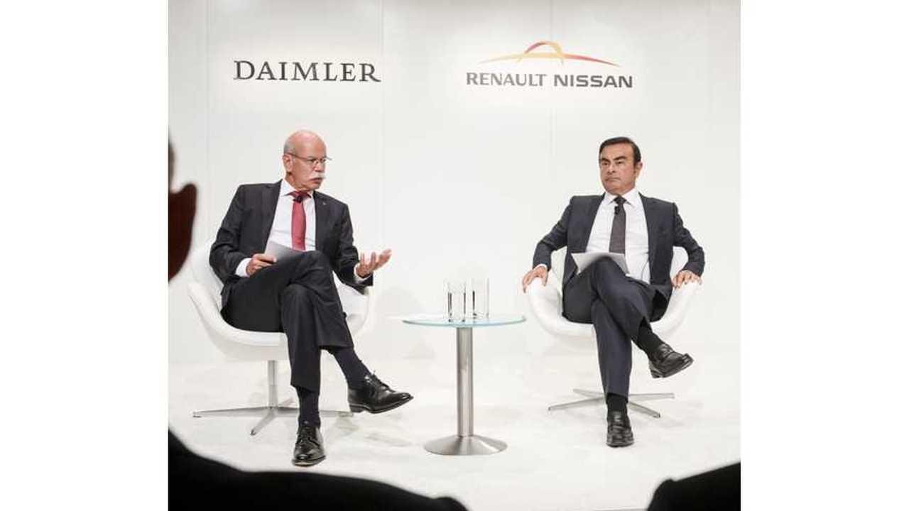 Next Generation Smart Electric Drive To Get Renault Zoe Motor
