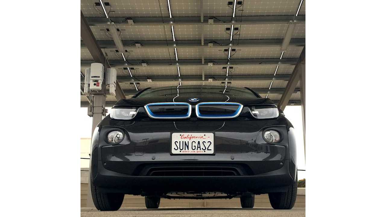 At 177.7 MPG (Combined Unadjusted) BMW i3 Is Over 5 Times More Efficient Than Comparable Gas Car