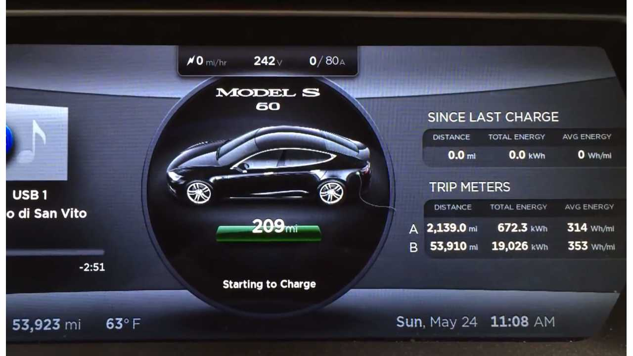 Tesla Model S Range Increase 1 - KmanAuto