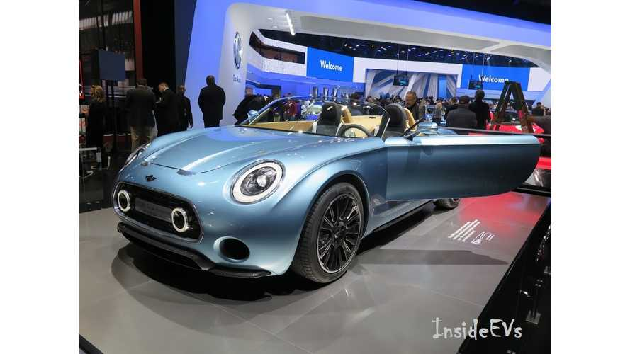 Production Of Mini Superleggera Still A Possibility