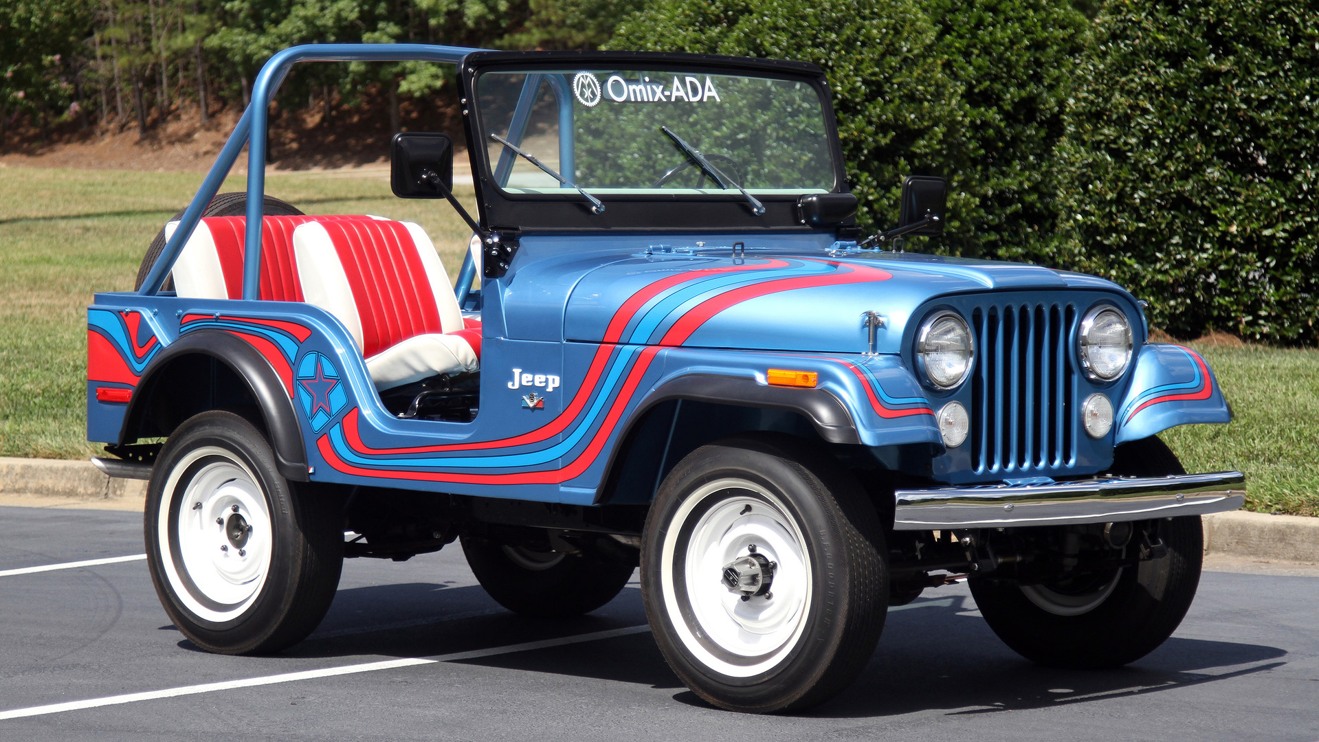 Jeep Heaven turns up in Georgia
