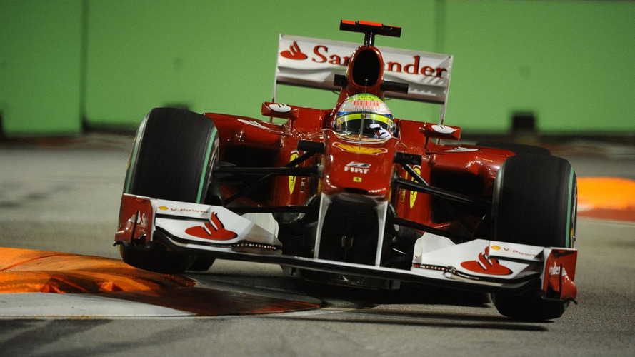 Massa's ninth engine used as precaution - Ferrari