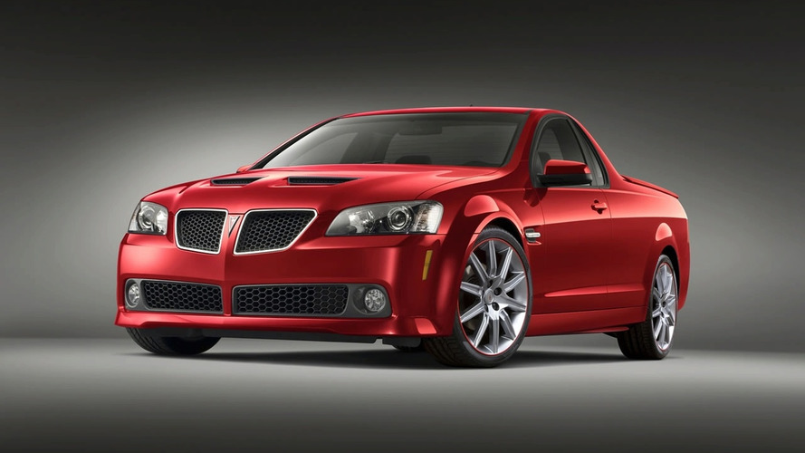 Pontiac Heading for SEMA with G8 GXP Street Concept, G8 ST Concept & Solstice GXP Coupe Concept