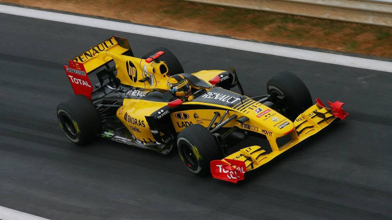 Robert Kubica (POL), Renault F1 Team - Formula 1 World Championship, Rd 17, Korean Grand Prix, 23.10.2010 Yeongam, Korea