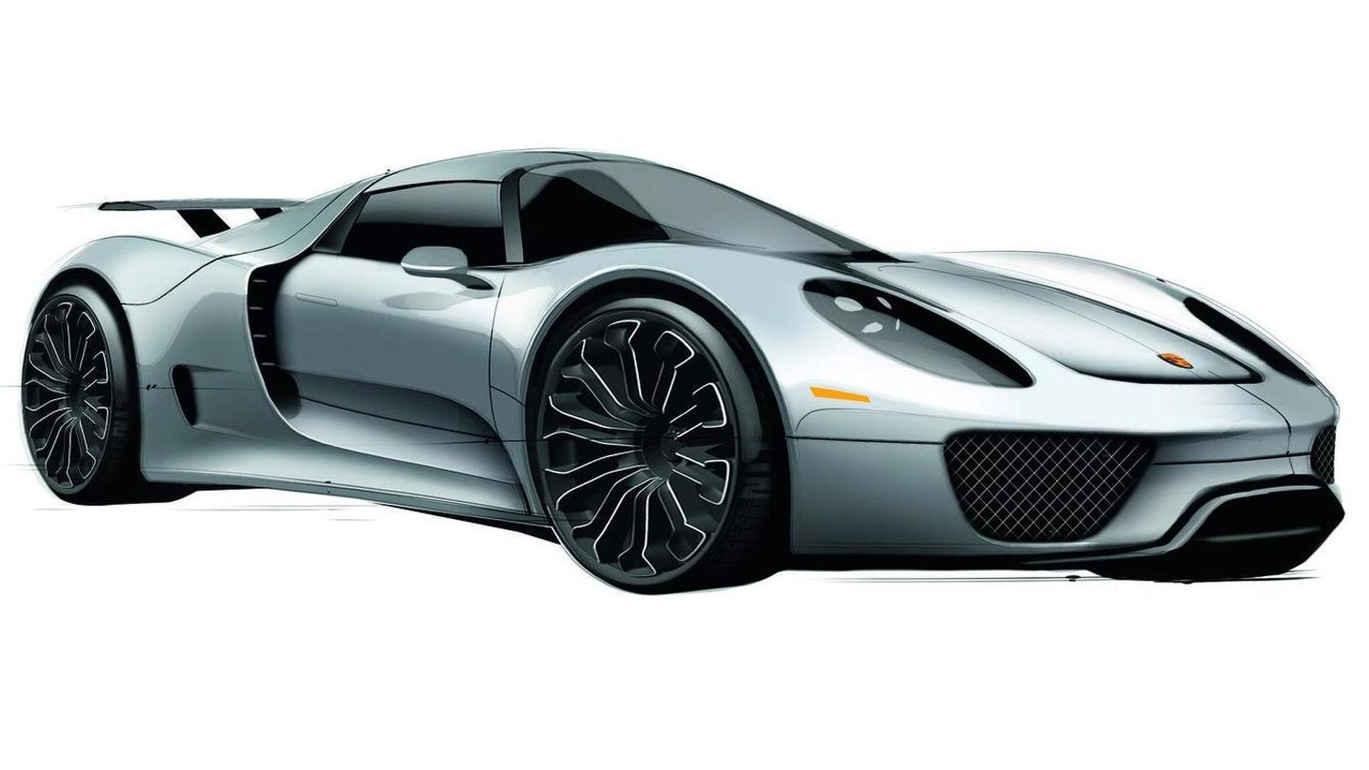 Porsche 988 With 600 Bhp Quad Turbo Flat Eight Engine In The Works