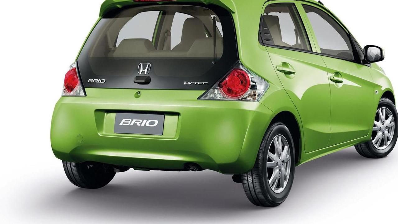 Honda Brio - 18.3.2011