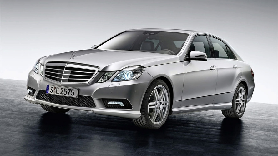2010 Mercedes-Benz E-Class pricing (DE)