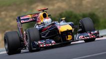 Sebastian Vettel (GER), Red Bull Racing, Hungarian Grand Prix, 30.07.2010 Budapest, Hungary