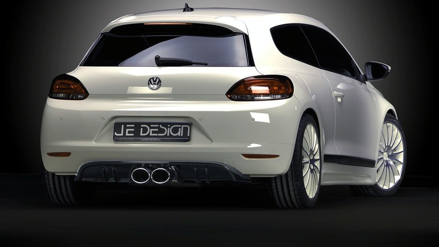 JE Design Scirocco tuning program