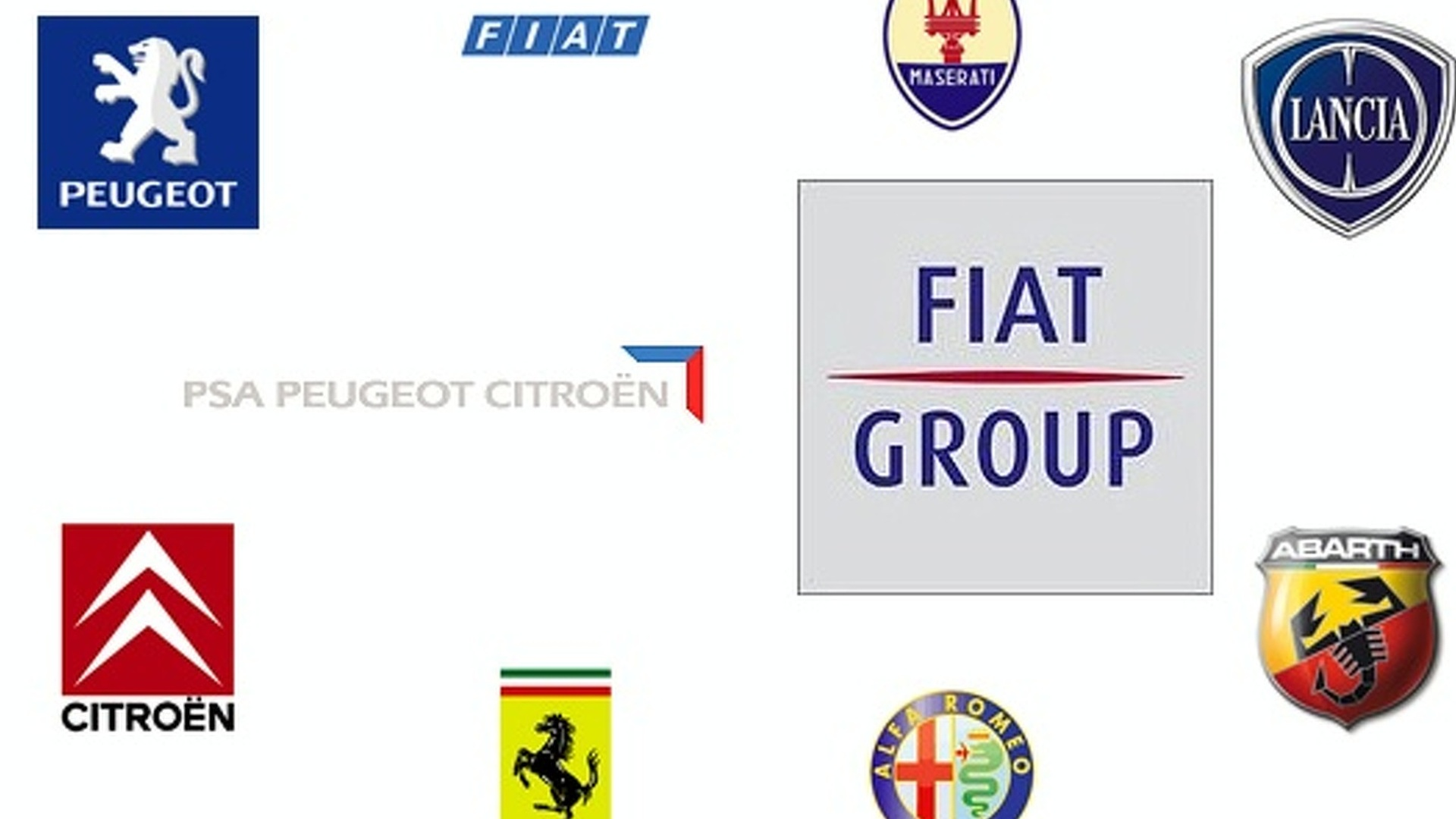 Possible Fiat And Psa Peugeot Citroen Merger On The Table