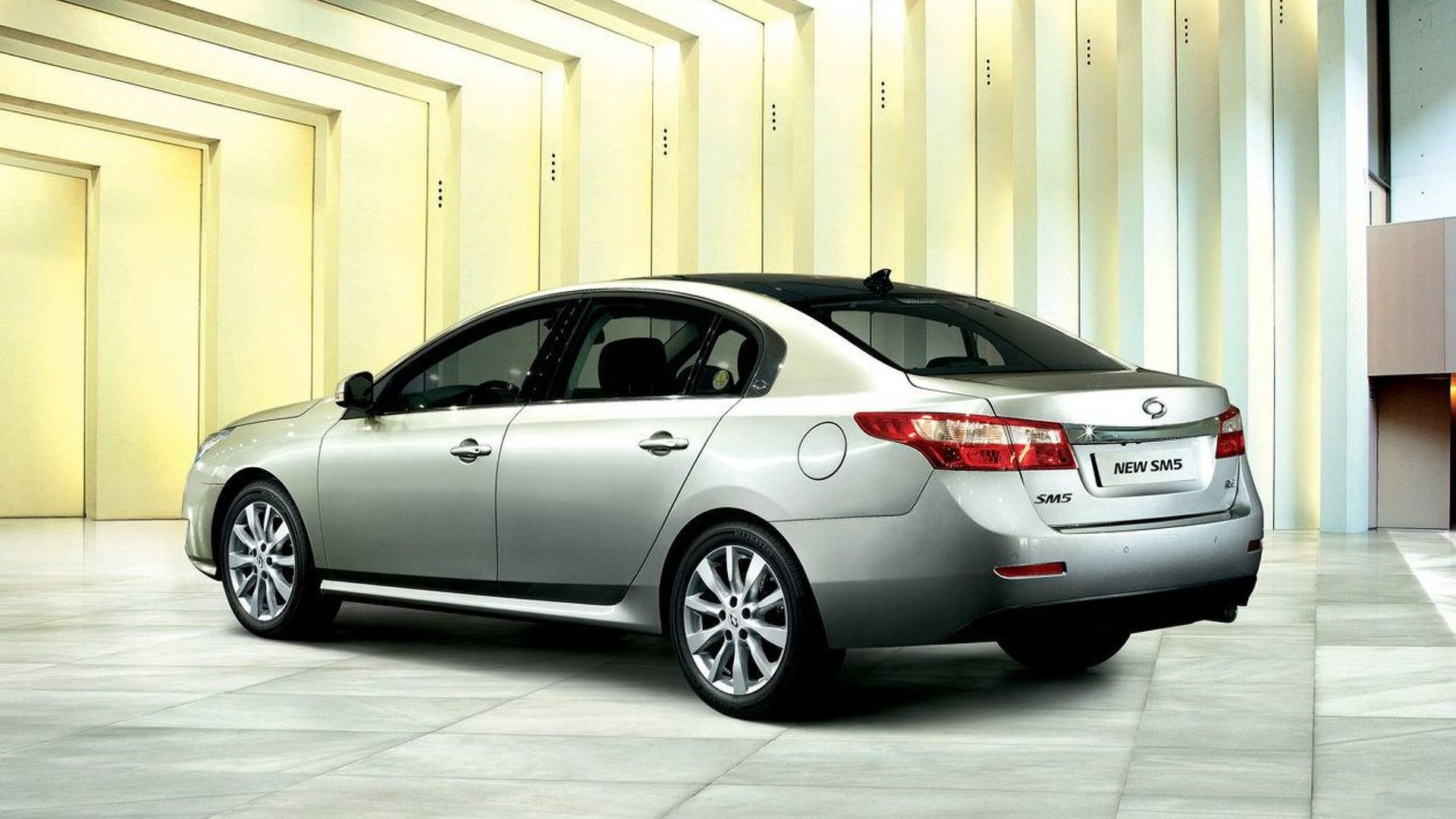 All-New 2010 Renault Samsung S...