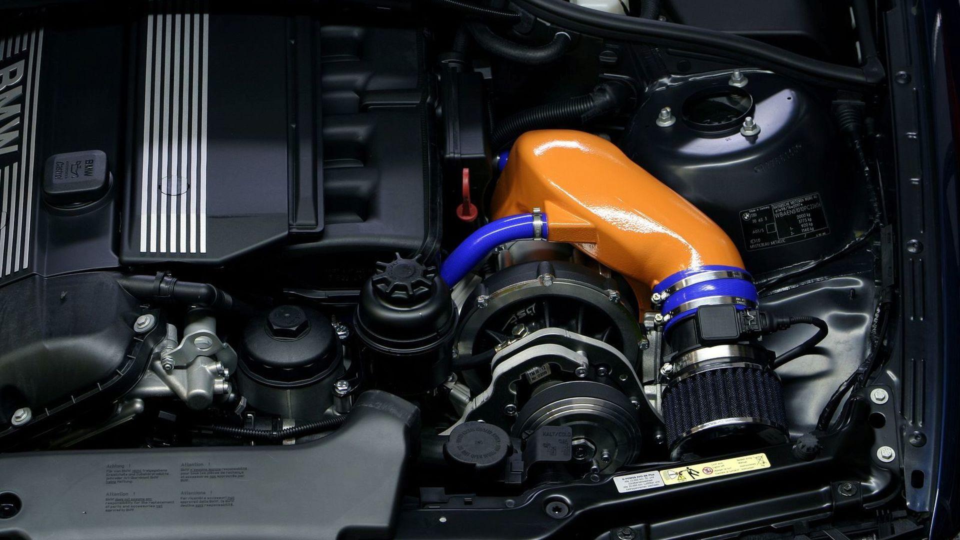 G Power Reanimates Bmw 6 Cylinder M54 Engine 2002 X5 Motor Wiring Harness