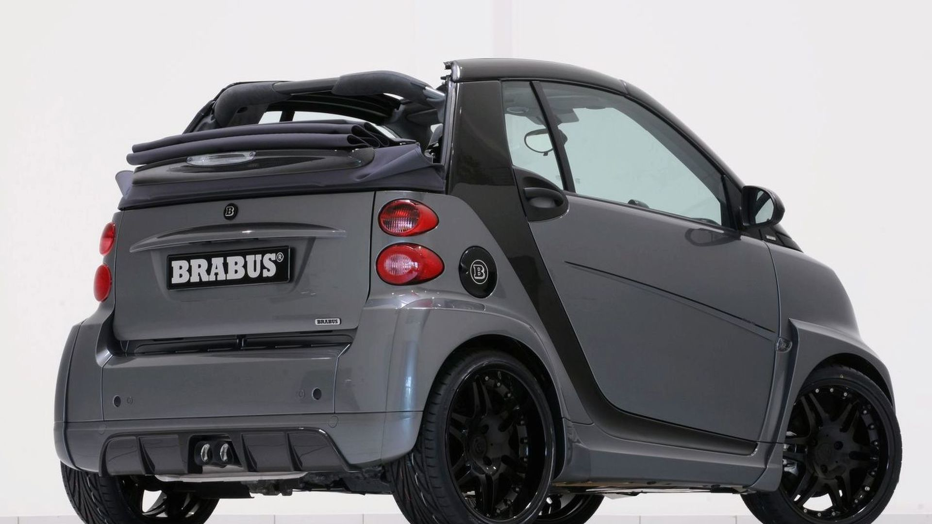 Brabus ultimate r based on the smart fortwo altavistaventures Image collections