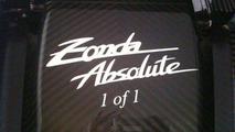 Pagani Zonda Absolute one-off, 720, 07.12.2010