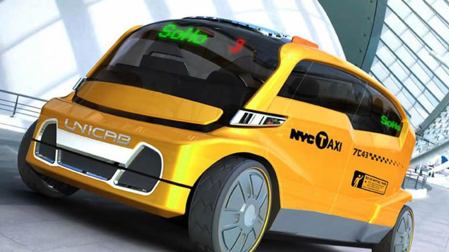 NYC seeks Taxi of Tomorrow