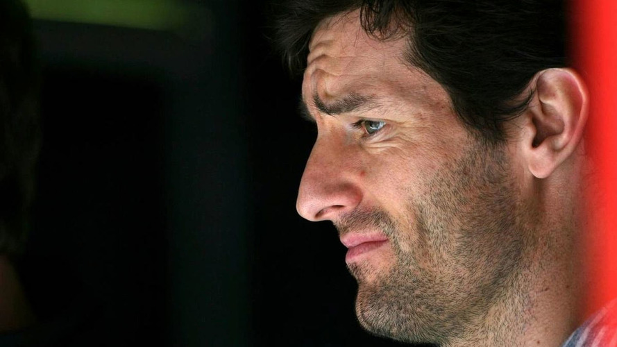 Webber had food poisoning after front wing furore