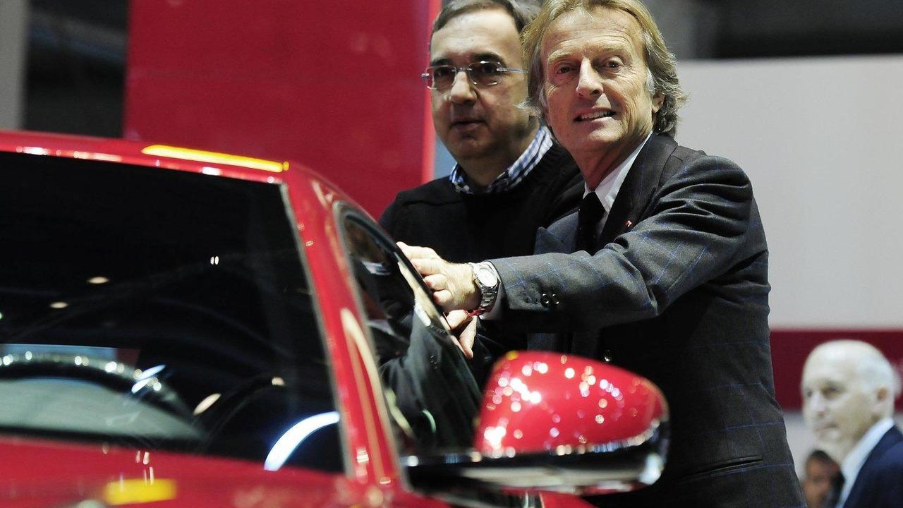 Ferrari FF live in Geneva - 01.03.2011
