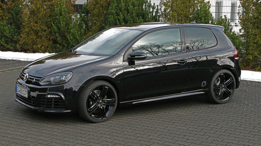 B&B Gives VW Golf R 362hp