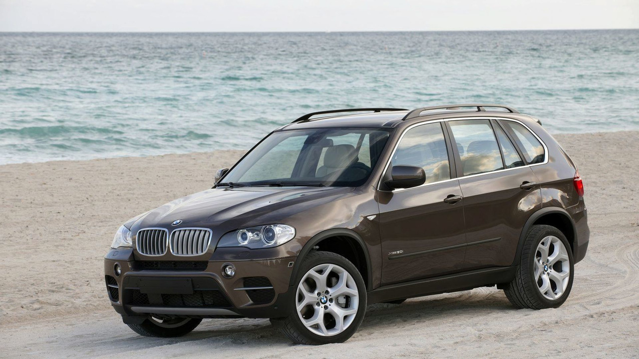 2011 Bmw X5 Facelift Revealed With Turbo Power