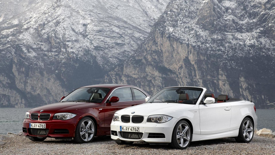 BMW 1-Series Coupe & Convertible phased out