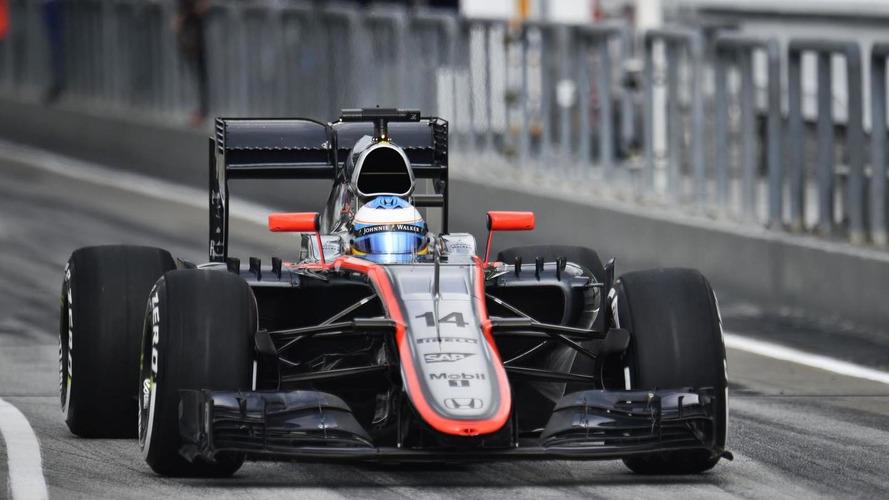 McLaren confirms 'graphite-grey' livery change