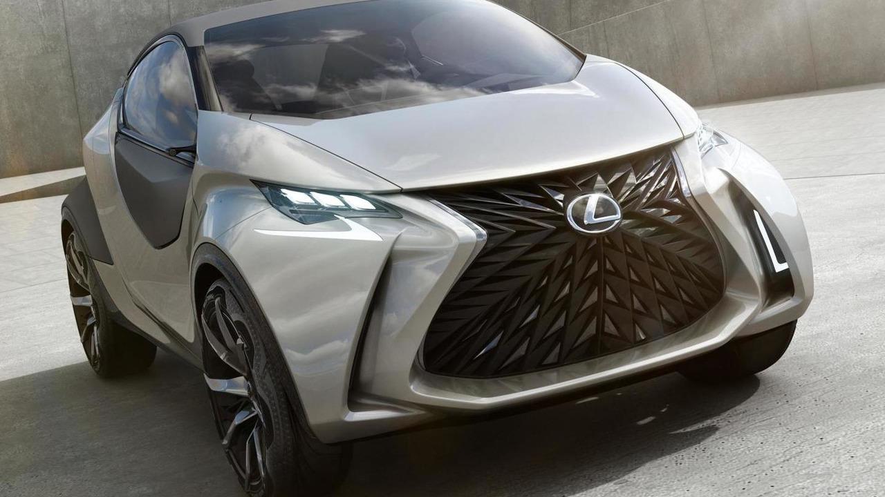 Lexus LF-SA concept