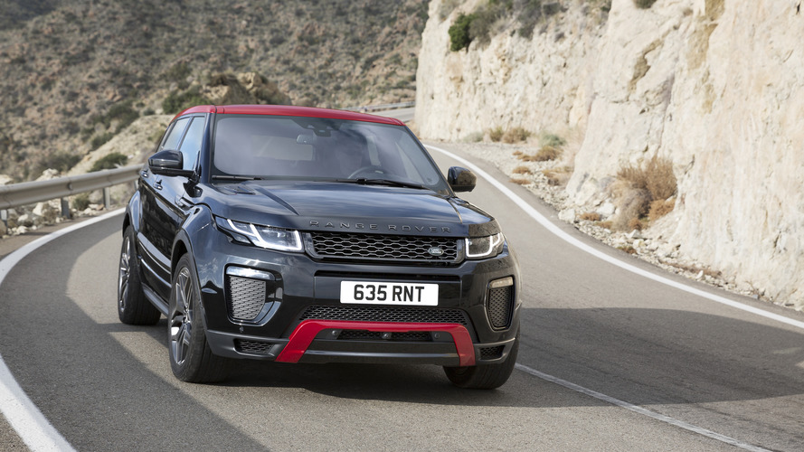 Range Rover Evoque facelift brings new Ember Limited Edition