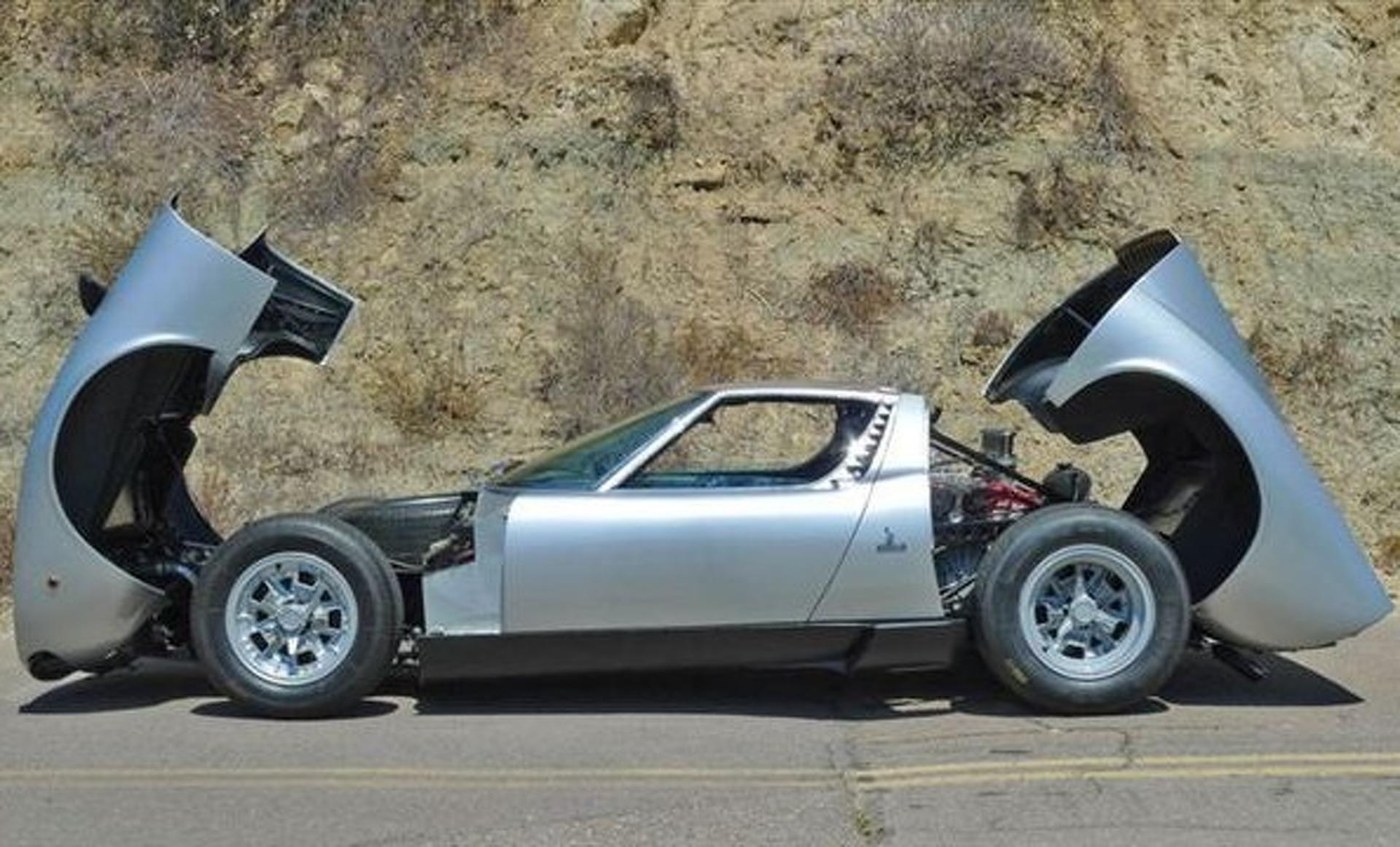 Ebay Car Of The Week Ultra Original 1969 Lamborghini Miura S