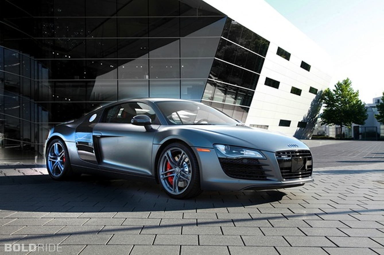 5 Reasons the 2012 Audi R8 Exclusive Selection Edition is Our Most Popular Ride